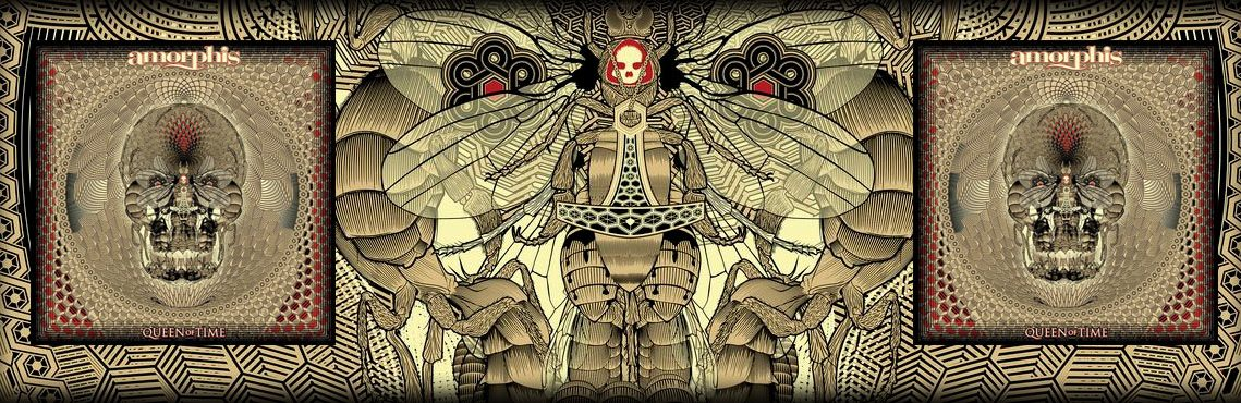 amorphis queen of time review empfehlung