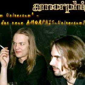 "AMORPHIS: Prelistening-Session zu ""Am Universum"", 08.12.00, Karlsruhe, Kulturruine"