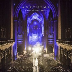 "ANATHEMA: Live-Album  ""A Sort Of Homecoming"""