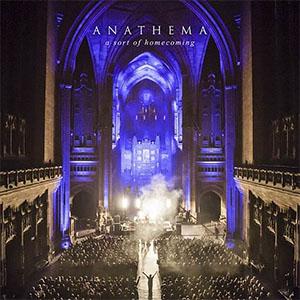 "ANATHEMA: Live-Album  ""A Sort Of Homecoming"""