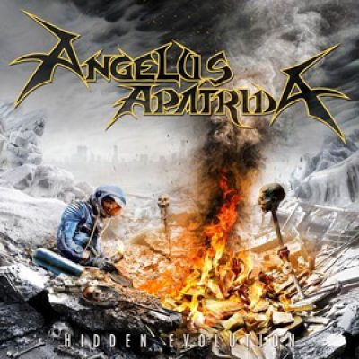 "ANGELUS APATRIDA: Teaser zum neuen Album ""Hidden Evolution"""