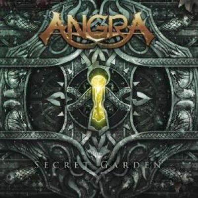 "ANGRA: neues Album ""Secret Garden"""