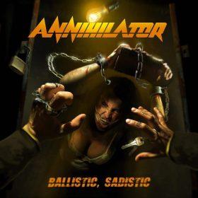 """ANNIHILATOR: weiterer Song vom """"Ballistic, Sadistic""""-Album"""