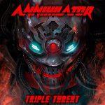 "ANNIHILATOR: Live- & Akustik-Album ""Triple Treat"""