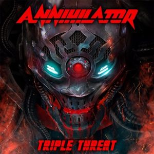 "ANNIHILATOR: Live- & Akustik-Album ""Triple Treat"""