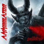 annihilator for the demented cover