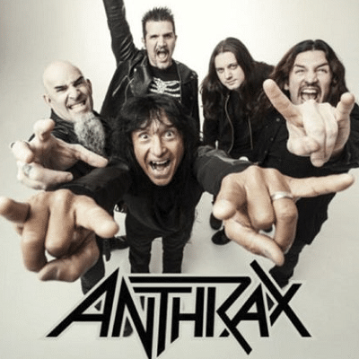 ANTHRAX: Tourdaten 2019