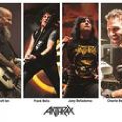ANTHRAX: weiteres Studio-Update online