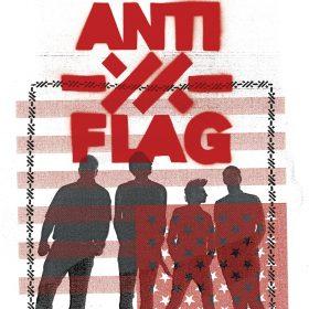 ANTI-FLAG: Tour im Januar 2020 & ein  neues Album