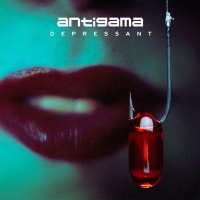 antigama depressant CD LP Cover