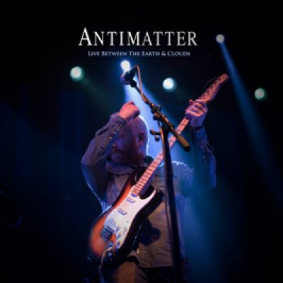 "ANTIMATTER: Live-DVD ""Live Between The Earth & Clouds"""