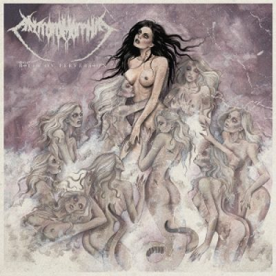 "ANTROPOMORPHIA: Video-Clip zu ""Nekrovaginal Secretions"""