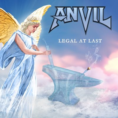 "ANVIL: zweite Single vom neuen Album ""Legal At Last"" & Tour"