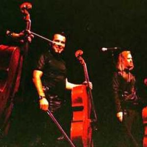 APOCALYPTICA, Stuttgart, Theaterhaus, 12.2.2001