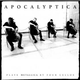 "APOCALYPTICA: ""Plays Metallica By Four Cellos"" mit Bonus-Tracks"