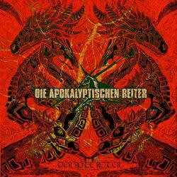 """DIE APOKALYPTISCHEN REITER: Trailer zum neuen Album """"Der rote Reiter"""""""