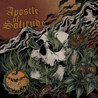 "APOSTLE OF SOLITUDE: Video-Clip zu ""Lamentations of a Broken Man"""
