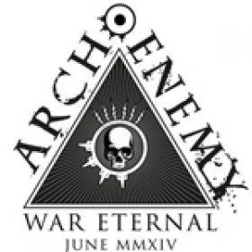 """ARCH ENEMY: Single """"War Eternal"""" mit neuer Sängerin online"""