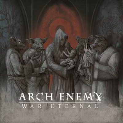 "ARCH ENEMY: zweiter Song von ""War Eternal"" online"