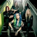 Arch enemy Bandfoto