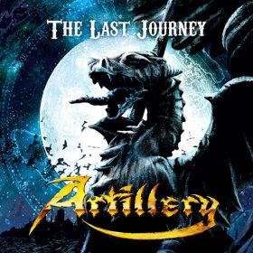 "ARTILLERY:  ""The Last Journey"" Tribut-Single & Studiotermin im Oktober"
