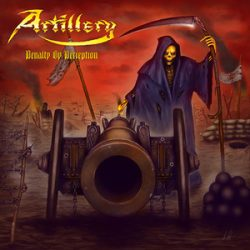 "ARTILLERY: ""Penalty by Perception"" online anhören"