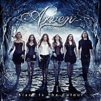 """ARVEN: """"Black Is The Colour"""" – Details zum Album"""