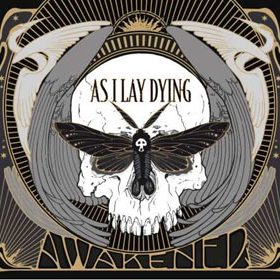 AS I LAY DYING: Cover von ´Awakened´