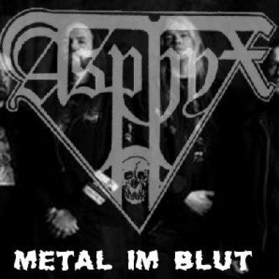 ASPHYX: Metal im Blut