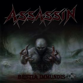 "ASSASSIN: Song vom neuen Album ""Bestia Immundis"""