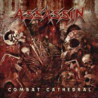 """ASSASSIN: neues Album """"Combat Cathedral"""""""