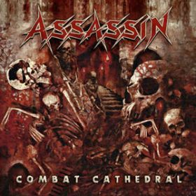 "ASSASSIN: neues Album ""Combat Cathedral"""