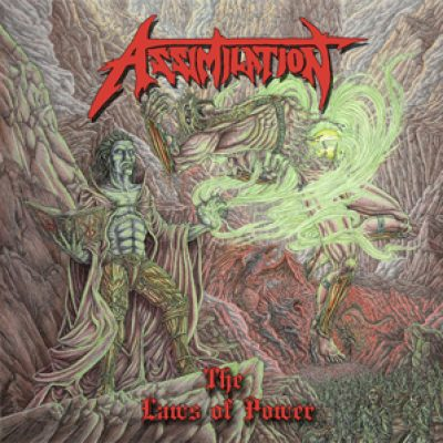 "ASSIMILATION: Songs von ""The Laws Of Power"""