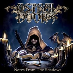 "ASTRAL DOORS: neues Album ""Notes From The Shadows"""