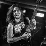 SANCTUARY: Gitarrist Attila Voros geht mit auf Tour