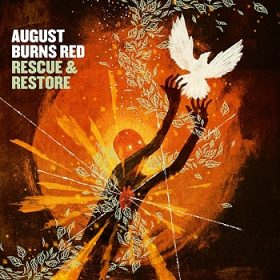 "AUGUST BURNS RED: weiterer Song von  ""Rescue & Restore"" online"