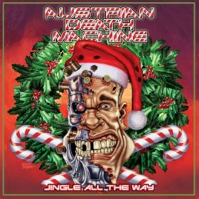 "AUSTRIAN DEATH MACHINE: ""Jingle All The Way"" – neue 7""-EP im Dezember"