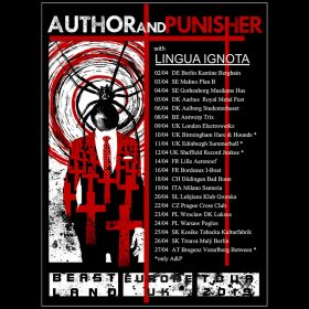 author-punisher-tour