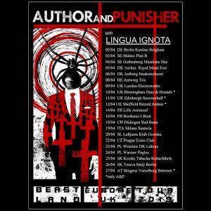 author-punisher-tour