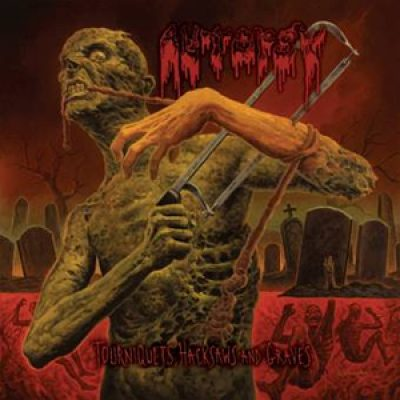 "AUTOPSY: ""Tourniquets, Hacksaws & Graves"" – neues Album"