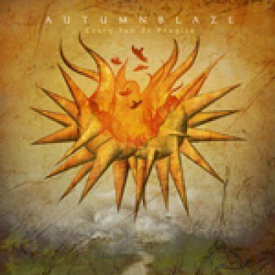"AUTUMNBLAZE: neues Album ´Every Sun Is Fragile"""