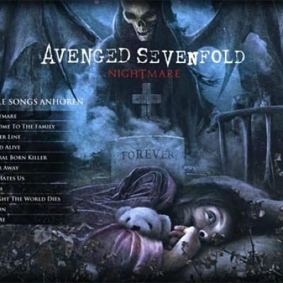 AVENGED SEVENFOLD: Webwheel zum neuen Album
