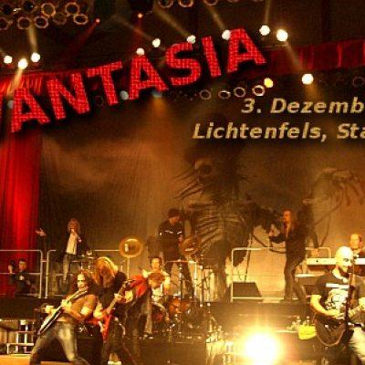 AVANTASIA: Stadthalle, Lichtenfels, 03.12.2010 [ein halber Konzertbericht]
