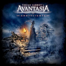 "AVANTASIA: Cover & Tracklist von ""Ghostlight"""