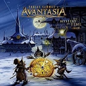 "AVANTASIA: ""The Mystery Of Time"" – Artwork und Tracklist enthüllt"