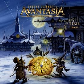 AVANTASIA: erster Song von  ´The Mystery Of Time´ online