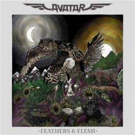 "AVATAR: neues Album ""Feathers & Flesh"""