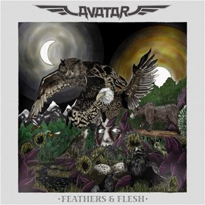 "AVATAR: neues Album ""Feathers & Flesh"""