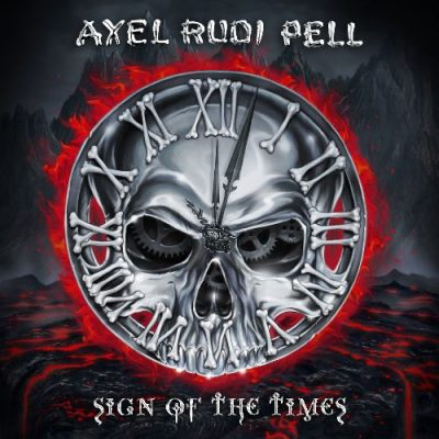"AXEL RUDI PELL: zweiter Song vom neuen Album ""Sign Of The Times"""