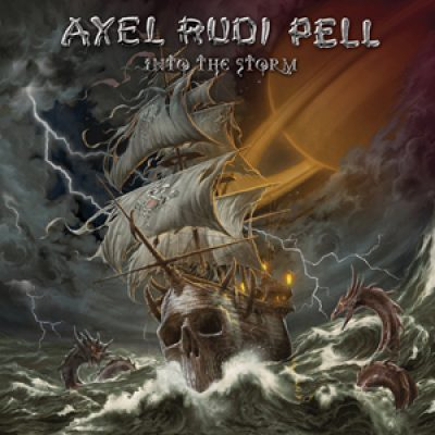 "AXEL RUDI PELL: neues Album ""Into The Storm"""